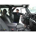 Tekonsha Primus IQ Trailer Brake Controller Installation - 2021 Jeep Gladiator