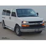 Trailer Brake Controller Installation - 2012 Chevrolet Express Van