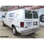 Tekonsha Prodigy P2 Brake Controller Installation - 2013 Ford Van