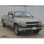Trailer Brake Controller Installation - 2002 Chevrolet Silverado