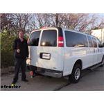 Tekonsha Prodigy P3 Trailer Brake Controller Installation - 2019 Chevrolet Express Van