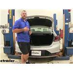 Tekonsha T-One Vehicle Wiring Harness Installation - 2019 Hyundai Elantra