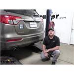 Tekonsha Vehicle Wiring Harness Installation - 2016 Buick Envision