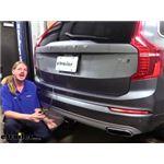 Tekonsha T-One Vehicle Wiring Harness Installation - 2019 Volvo XC90