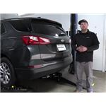 Tekonsha T-One Vehicle Wiring Harness Installation - 2020 Chevrolet Equinox