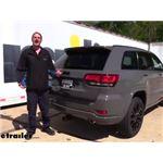 Tekonsha T-One Vehicle Wiring Harness Installation - 2020 Jeep Grand Cherokee
