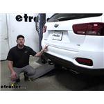 Tekonsha OEM Replacement Vehicle Wiring Harness Installation - 2020 Kia Sorento