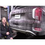 Tekonsha T-One Vehicle Wiring Harness Installation - 2021 Hyundai Palisade