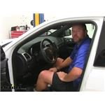 Tekonsha Voyager Trailer Brake Controller Installation - 2019 Jeep Grand Cherokee