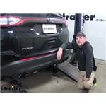 Tekonsha T-One Vehicle Wiring Harness Installation - 2018 Ford Edge