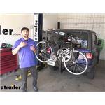 Thule Hitching Post Pro Hitch Bike Racks Review - 2020 Jeep Wrangler
