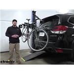 Thule Hitch Bike Racks Review - 2020 Subaru Forester