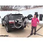 Thule Apex XT 4 Bike Rack Review - 2010 GMC Acadia