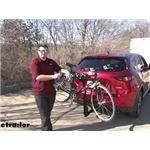 Thule Hitching Post Pro Hitch Bike Racks Review - 2021 Mazda CX-5