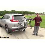 Thule Hitch Bike Racks Review - 2018 Honda CR-V