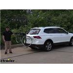 Thule Hitch Bike Racks Review - 2019 Volkswagen Tiguan