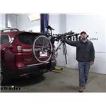 Thule Camber 4 Bike Rack Review - 2020 Subaru Ascent