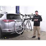 Thule Hitch Bike Racks Review - 2017 Toyota RAV4