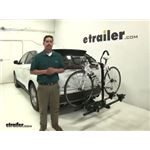 Thule Doubletrack Hitch Bike Rack Review - 2016 Ford Edge