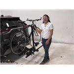 Thule Doubletrack Hitch Bike Rack Review - 2020 Toyota RAV4