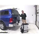 Thule Hitch Bike Racks Review - 2009 Dodge Ram Pickup
