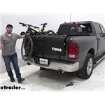Thule Truck Bed Bike Racks Review - 2016 Ram 1500