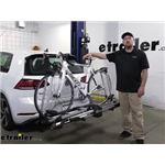Thule Hitch Bike Racks Review - 2018 Volkswagen GTI