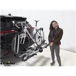Thule Hitch Bike Racks Review - 2021 Toyota Highlander