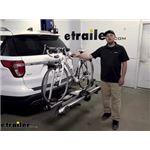 Thule Hitch Bike Racks Review - 2018 Ford Explorer