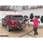 Thule Helium Pro 2 Bike Rack Review - 2013 Ford Explorer