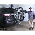 Thule Helium Pro 2 Bike Rack Review - 2016 Chevrolet Traverse