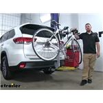 Thule Hitch Bike Racks Review - 2019 Toyota Highlander