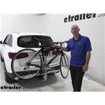 Thule Hitch Bike Racks Review - 2020 Mercedes-Benz GLC