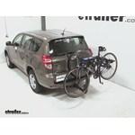 Thule Hitching Post Pro Hitch Bike Rack Review - 2012 Toyota RAV4