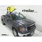 Thule Hull-A-Port Kayak Carrier Review- 2011 GMC Sierra