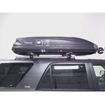 Thule Pulse Large Rooftop Cargo Box Review - 2012 Toyota 4Runner