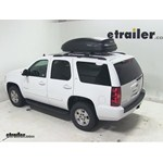Thule Pulse Medium Rooftop Cargo Box Review - 2013 Chevrolet Tahoe