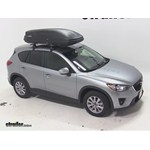 Thule Pulse Large Rooftop Cargo Box Review - 2015 Mazda CX-5