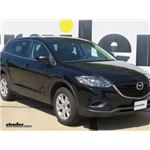 Thule Roof Rack Review - 2013 Mazda CX-9