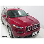 Thule Roof Rack Review - 2014 Jeep Cherokee