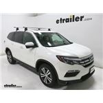 Thule Roof Rack Review - 2017 Honda Pilot