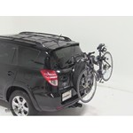 Thule Spare Me Spare Tire Mount Bike Rack Review - 2009 Toyota RAV4