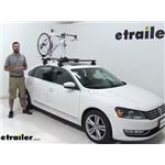 Thule Roof Bike Racks Review - 2015 Volkswagen Passat