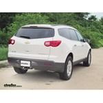 Thule XB16 Snow Tire Chains Review - 2010 Chevrolet Traverse