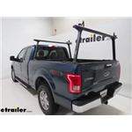 Thule TracRac TracONE Truck Bed Ladder Rack Installation - 2016 Ford F-150