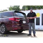 Timbren Rear Suspension Enhancement System Installation - 2020 Honda Odyssey