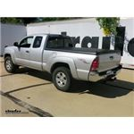 Timbren Rear Suspension Enhancement Installation - 2007 Toyota Tacoma