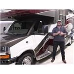 TireMinder RV and Trailer i10 TPMS Installation - 2018 Coachmen Leprechaun Motorhome