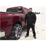Titan Chain Tire Chains with Cams Installation - 2012 Ram 1500