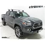 Titan Chain Snow Tire Chains with Tensioners Installation - 2016 Toyota Tacoma